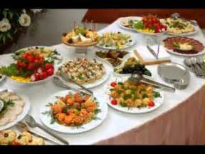 food ideas for wedding reception buffet wedding buffet food ideas