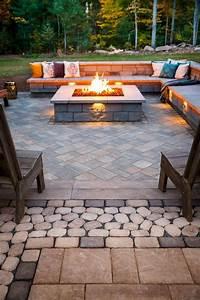 55, Amazing, Backyard, Fire, Pit, Ideas, And, Designs