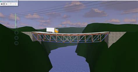 west point bridge designer creative problem solvers west point bridge designer wpbd