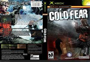 Cold Fear Xbox Box Art Cover By ELCrazy