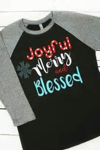 Blessed Christmas Shirt