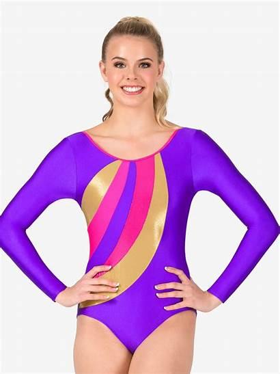 Discountdance G677 Gymnastics Leotards Leotard Sleeve Perfect