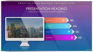 How To Create A Products Or Services Presentation Slide In