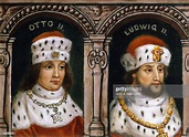 Portraits of Otto II Wittelsbach, Duke of Bavaria , and ...