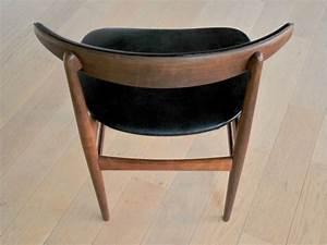 Chaise Bureau Vintage : chaise vintage design scandinave maison simone ~ Teatrodelosmanantiales.com Idées de Décoration