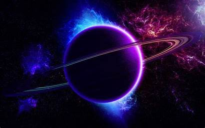 Planet Purple Fantasy Backgrounds Wallpapers Sci Fi