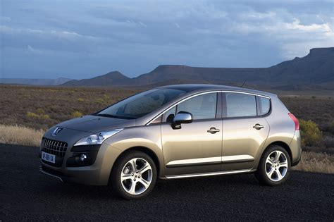 Peugeot 3008 Photo by Photos Peugeot 3008 Caradisiac