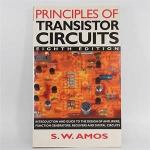 Potc Book  Principles Of Transistor Circuits  8th Edition