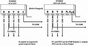Dsc Keypad Zone Wiring