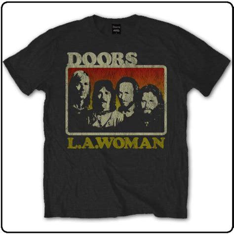 the doors shirt planet rock l a black the doors t shirt