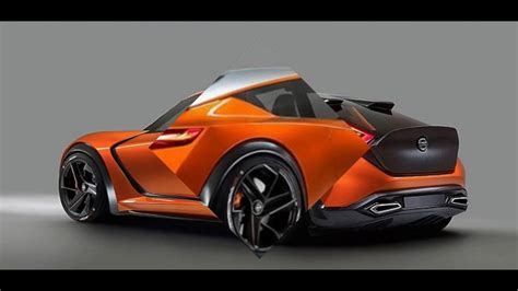Nissan Sport Concept by 2018 Nissan Z Concept Sport Sedan Changes Redesign