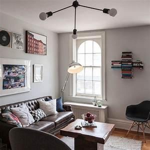 Furnishing Around Art: Affordable Studio Apartment Ideas