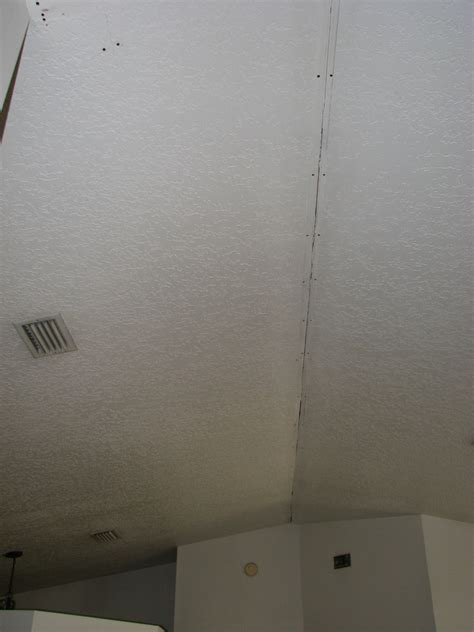Cracks In Vaulted Ceiling Drywall Gamesworthy