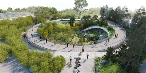 BIG Designs Yin-Yang Shaped Panda Enclosure for the ...