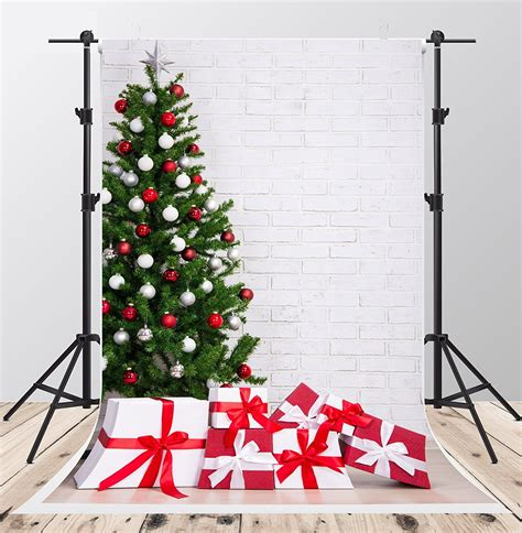 Tree Photo Backdrop by Tree Backdrops For Photography White