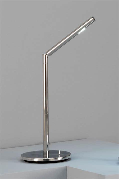 le bureau led design le de bureau led cylindrique baulmann leuchten