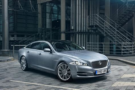 jaguar xjl   portfolio luxury supercharged