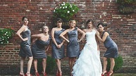 Cool photo of the bridal party from bridesmaids the film ...