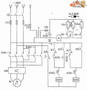 Hoist Automatically Limiting Controller Circuit Diagram