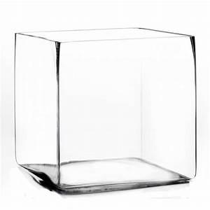 Grand Vase En Verre : vase verre transparent abc location ~ Teatrodelosmanantiales.com Idées de Décoration