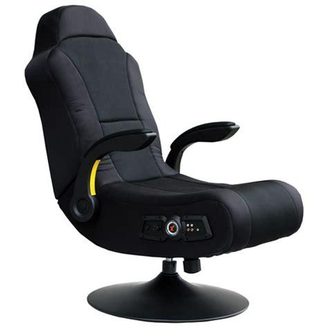 Rocker Gaming Chair Australia by Fauteuil De Jeu Commander X Rocker Noir Fauteuils De
