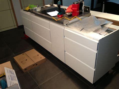 hauteur des meubles haut cuisine re la cuisine en dé et par é première construction st jean de beugne vendee 07