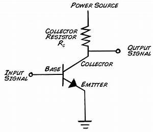 Single Transistor Amplifier Circuit