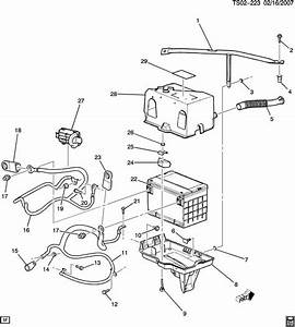Chevrolet Trailblazer Battery Cables  U0026 Related Parts