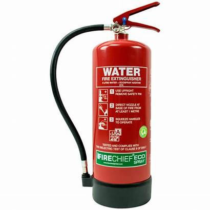 Water Extinguisher Fire Litre Additive Extinguishers Hydrospray