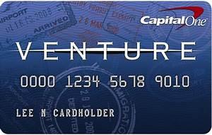 Capital oner venturer rewards credit card credit card for Capital one venture business card