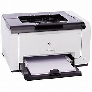 *RM1592 00* HP LaserJet Pro CP1025nw Color Printer