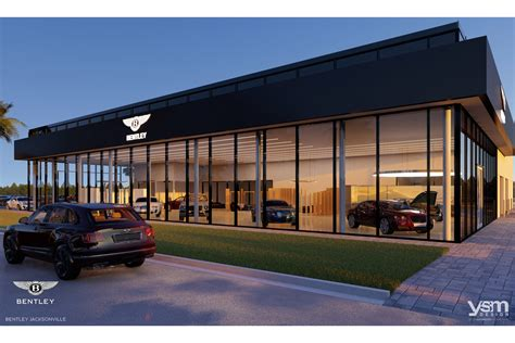 Site Planned For New Bentley Dealership Takes Step Forward