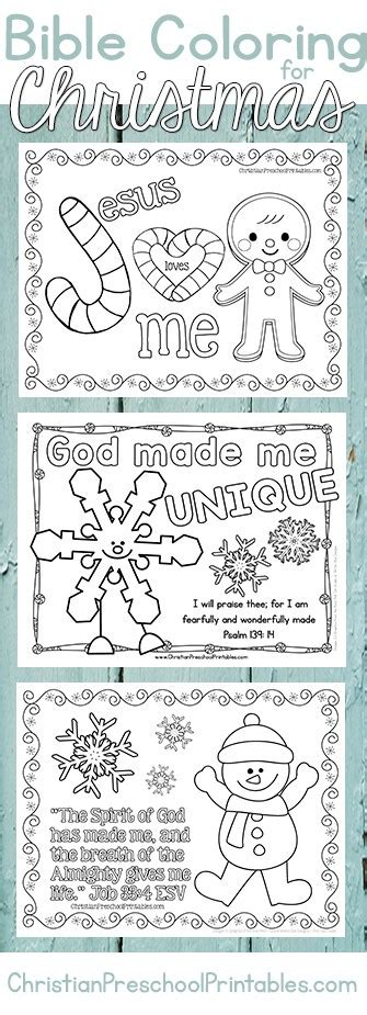 christmas bible coloring pages christian preschool printables