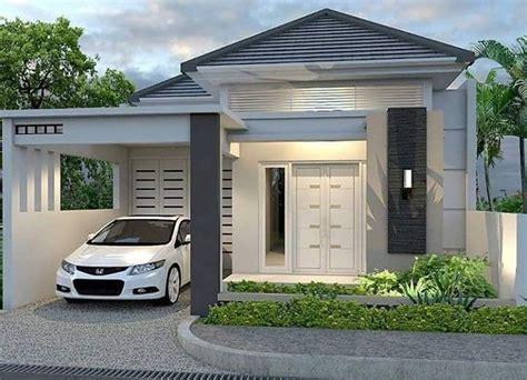 desain rumah minimalis modern  lantai rumah minimalis