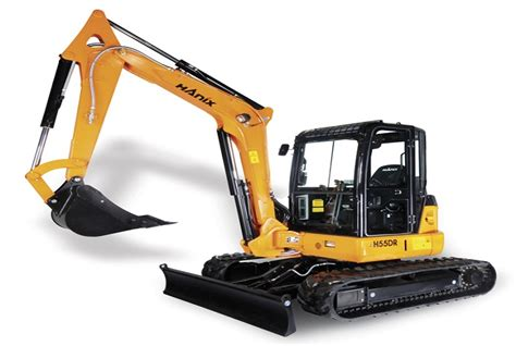 ton  tail swing diggers bann hire sales
