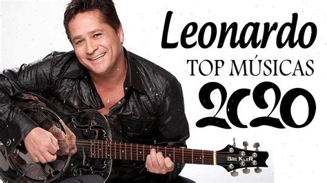 Muzica populara de petrecere din toate zonele tarii! AS MELHORES MÚSICAS DE LEONARDO - LEONARDO NOVAS CD - TOP LEONARDO 2020 - YouTube