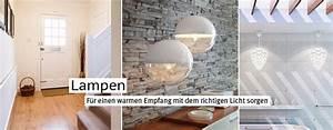 Lampen Für Flur : f r jeden flur die richtige l sung ~ Frokenaadalensverden.com Haus und Dekorationen