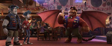 pixar releases  official trailer  onward