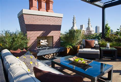 rooftop garden design tips for creating your own hoerr