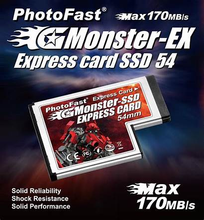 Ssd Card Express 54 Photofast Read