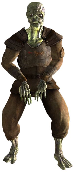 Feral Ghoul (fallout New Vegas)  The Fallout Wiki