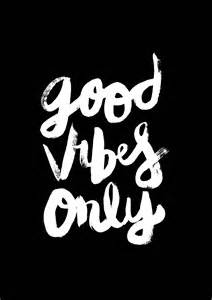 Good Vibes Only (bow) A3 Print  Child  Art + Prints  Tales At Sea 2015