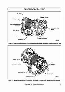 Allison Transmission 4th Generation Controls Vocational Models Service Repair Manual