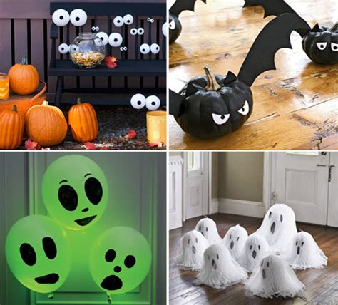 diy halloween pinterest projects that are cute and