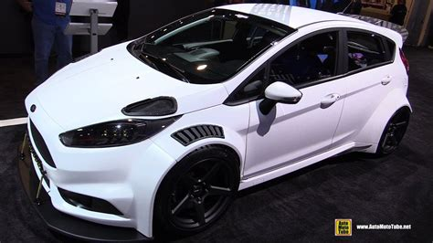 ford st mk8 tuning 2016 ford st by rods exterior walkaround sema 2016
