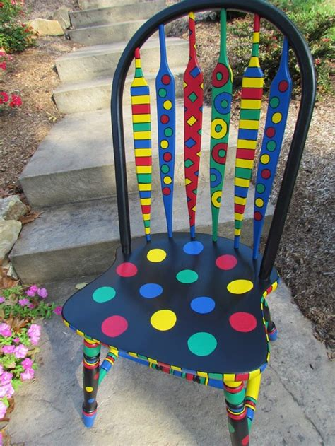 paint colors for wooden chairs 42 upcycling ideas how to decorate chairs and paint fresh design pedia