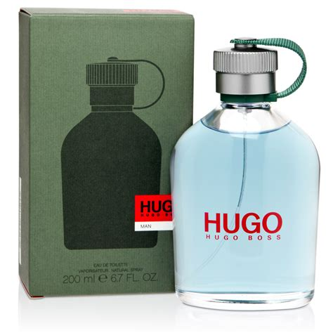 hugo hugo eau de toilette 200ml