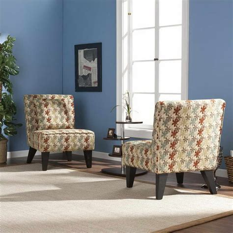 Side Chairs For Living Room by Blue Velvet Chair Contemporary Living Room Robeson Design