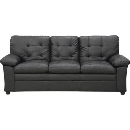 Buchannan Faux Leather Loveseat by 1000 Ideas About Faux Leather Sofa On Leather