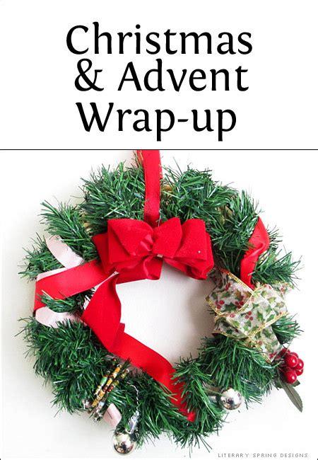 christmas wrap   literary spring designs